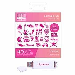 First Edition Digital Die Fantasy