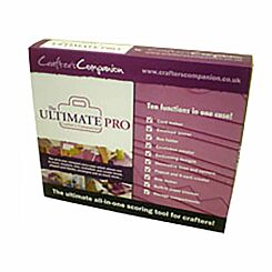 Crafters Companion The Ultimate Pro Board Collection