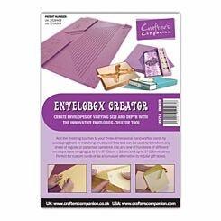 Crafters Companion The Envelobox Creator Board