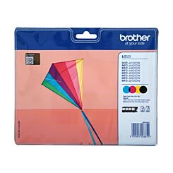 Brother LC223 Ink Cartridge Value Pack