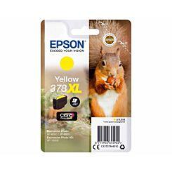 Epson 378XL Yellow Squirrel Original Ink Cartridge