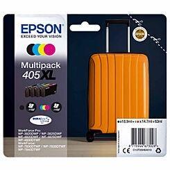 Epson 405XL Durabrite Original Ink Cartridge Multi Pack