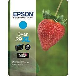 Epson 29 Strawberry Home Ink Cartridge XL Cyan