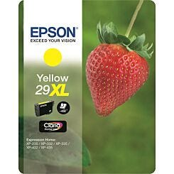 Epson 29 XL Strawberry Home Ink Cartridge Yellow