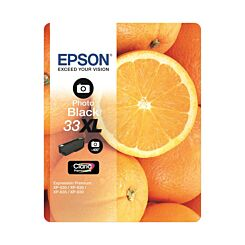 Epson 33 Orange  Photo Ink Cartridge XL Black