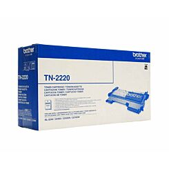 Brother TN-2220 Black Original Toner Cartridge