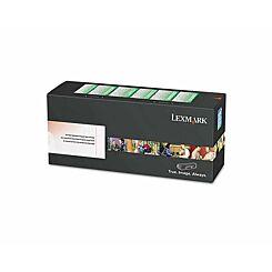 Lexmark 70C2XKE Extra High Yield Cyan Original Toner Cartridge