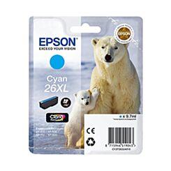 Epson T2632 XL Ink Cyan
