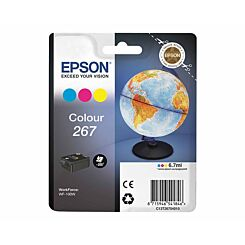 Epson T267 3-Colour Ink