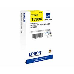 Epson WF5000 Series XXL Yellow