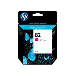 HP 82 Dye Inkjet Cartridge Magenta
