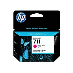 HP 711 3 Pack 29ML Ink Magenta