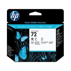 HP 72 Grey and Photo Printhead Inkjet Cartridge Black