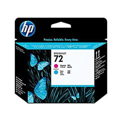 HP 72 Printhead Ink Cartridge Magenta/Cyan