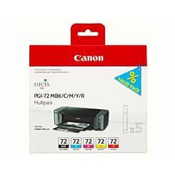 Canon PGI-72 Mulit Pack Ink Cartridge