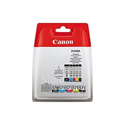 Canon PGI-570 Value Pack Ink Cartridges