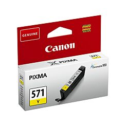 Canon CLI-571 Ink Cartridges Yellow
