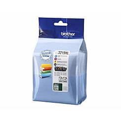 Brother LC3219XL CMYK Multipack Original Ink Cartridges