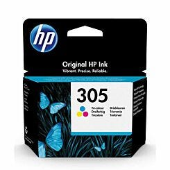 HP 305 Ink Cartridge Tri-colour