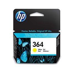HP Inkjet Colour Cartridge 364 Yellow