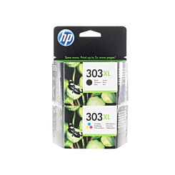 HP Ink Cartridge Combo Pack 303XL