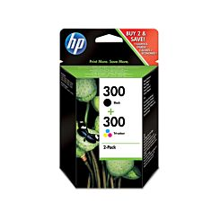 Hp 300 Inkjet Cartridge Multipack