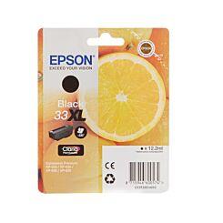 Epson 33 Orange Home Ink Cartridge XL Black