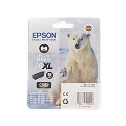 Epson 26XL Photo Ink Black