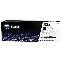 HP 83A Laser Toner Black CF283A