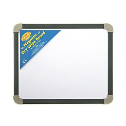 Magnetic Dry Wipe Board 30x25cm