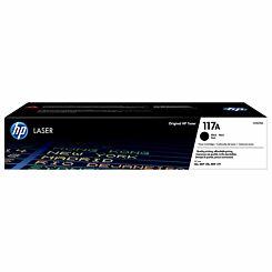 HP 117A Black Original Toner Cartridge