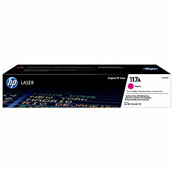 HP 117A Original Toner Cartridge Magenta