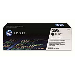 HP 305A Printer Ink Toner Cartridge CE410A