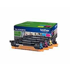 Brother TN-243 CMYK Multipack Original Toner Cartridges