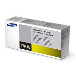 Samsung CLT-406S Inkjet Toner Cartridge Yellow