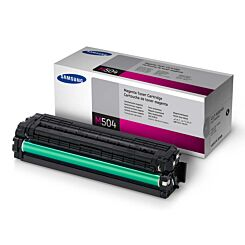 Samsung CLT-504S/ELS Inkjet Toner Cartridge Black
