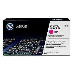 HP 507A Lasjet Toner Ink Cartridge Magenta