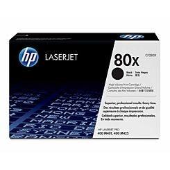 HP 80X High Yield Laser Toner CF280X