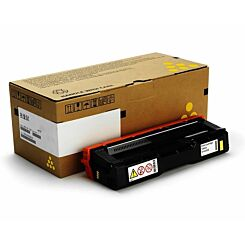 Ricoh SPC250SF Yellow Compatible Toner Cartridge