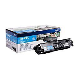 Brother TN900 Toner Cartridge Coloured Cyan