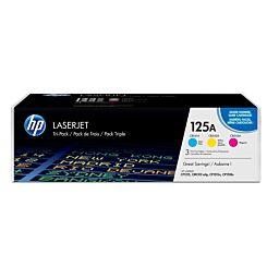 HP 125A Multi Pack Toner CF373AM