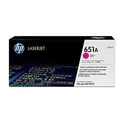 HP 651A Laser Toner Magenta
