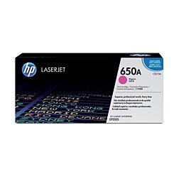 HP 650A Laser Toner Magenta