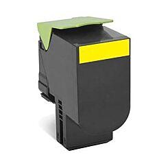 Lexmark 802SY Yellow Toner