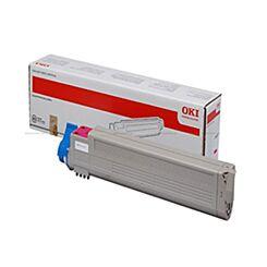 Oki C9655 Coloured Toner Cartridge Magenta