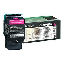Lexmark OC540H1MG High Yield Printer Ink Toner Cartridge C54X/X54X