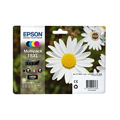 Epson XL Daisy Multipack Ink Cartridge C13T18164010