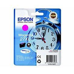 Epson 27XL Alarm Clock Original Ink Cartridge Magenta