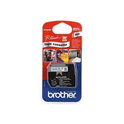 Brother PT65 Tape 9mm Black/White