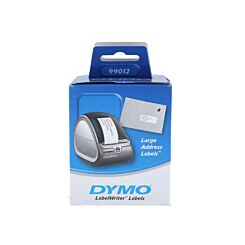 Dymo Address Labels 89x36mm 260 Large Labels Pack of 2